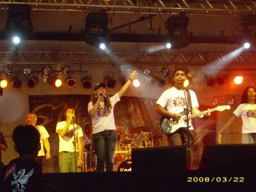 Show da paz 2008